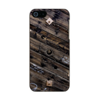 End of Industrial Wire Spool Incipio Feather® Shine iPhone 5 Case