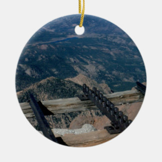 End of Line Christmas Ornament