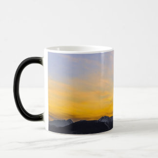 End of the Day in Tierra Del Fuego Morphing Mug
