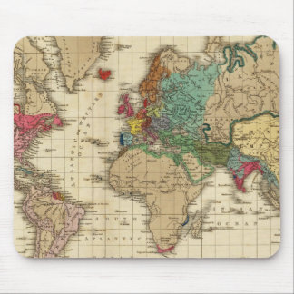 End of The General Peace 1828 AD Mouse Pad