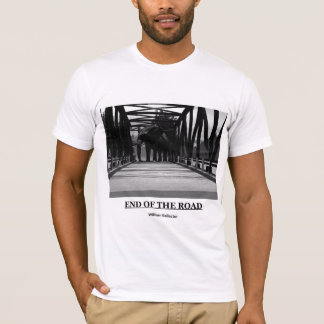 End of the Road shirt