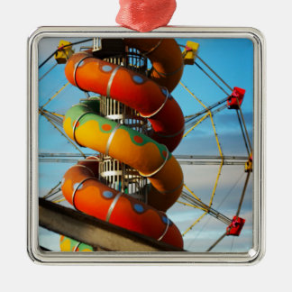 End of the Summer Christmas Ornament