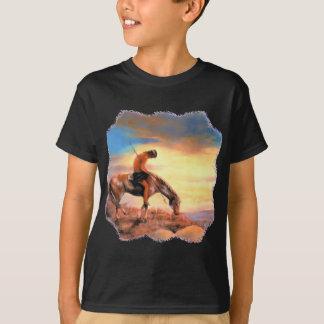 End of the Trail Kids Tshirt