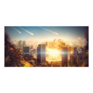 End of the world art photo
