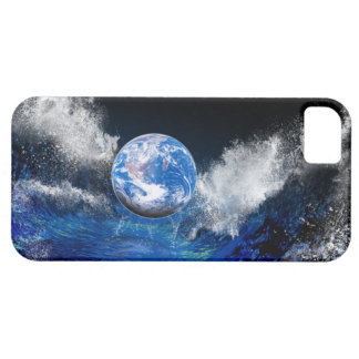 End of the World, conceptual computer artwork Barely There iPhone 5 Case