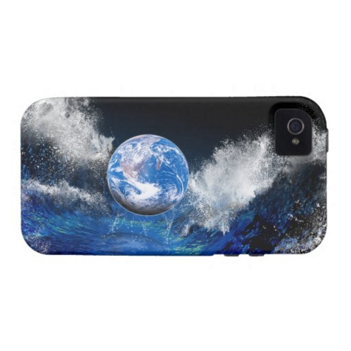 End of the World, conceptual computer artwork iPhone 4/4S Covers