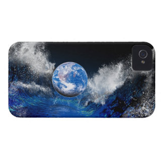 End of the World, conceptual computer artwork iPhone 4 Cases