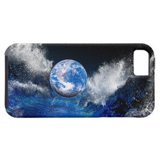 End of the World, conceptual computer artwork iPhone 5 Case