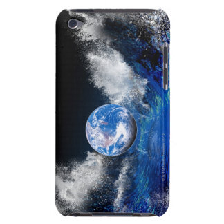 End of the World, conceptual computer artwork iPod Case-Mate Case