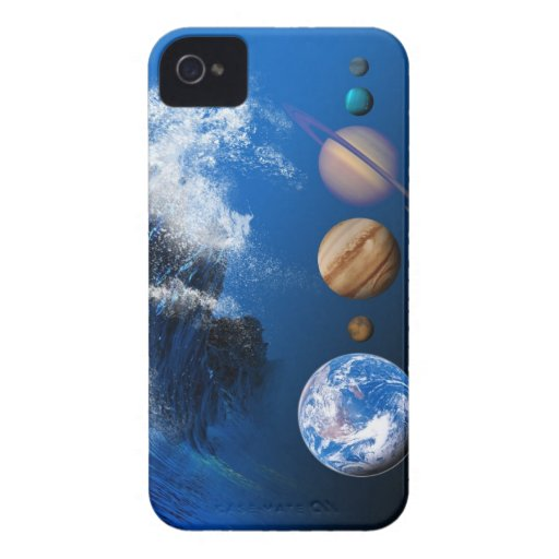 End of the World in 2012 conceptual computer Case-Mate iPhone 4 Cases