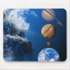 End of the World in 2012 conceptual computer Mouse Mat