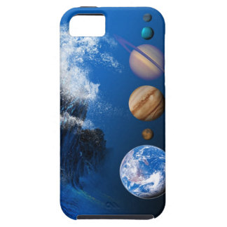 End of the World in 2012 conceptual computer Tough iPhone 5 Case