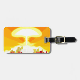 End of the World Luggage Tag