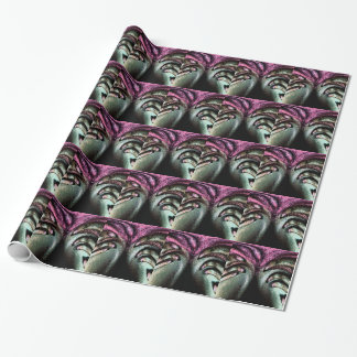 end of the world wrapping paper