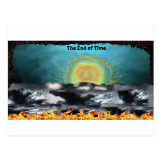 End of Time Postcard