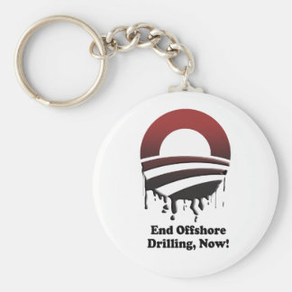 END OFFSHORE DRILLING KEYCHAINS