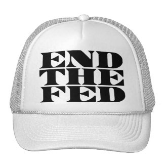 End The Fed Mesh Hats