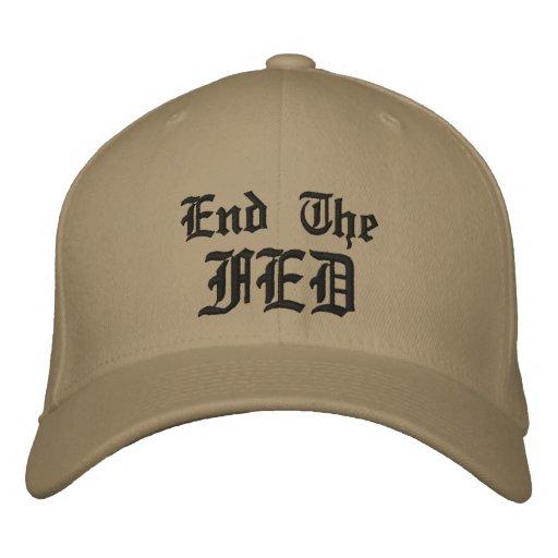 End The, FED Baseball Cap