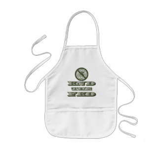 End the Fed Federal Reserve Libertarian Kids Apron