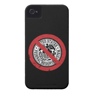 End the Fed Federal Reserve Libertarian Blackberry Bold Covers