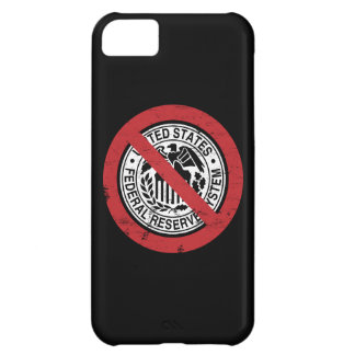 End the Fed Federal Reserve Libertarian iPhone 5C Covers