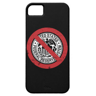 End the Fed Federal Reserve Libertarian iPhone 5 Case