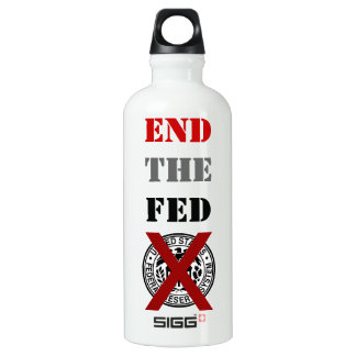 End The Fed - Liberty Bottle SIGG Traveller 0.6L Water Bottle