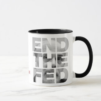 End the Fed Mugs