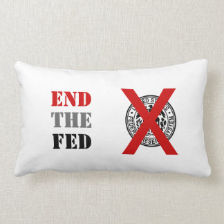 End The Fed - Pillow