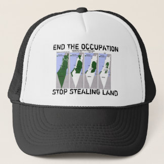 End the Occupation Trucker Hat