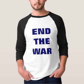 End the War Tee