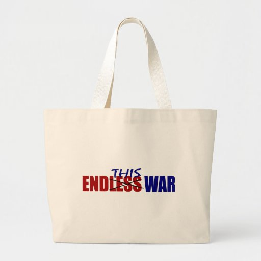 End This War Bags