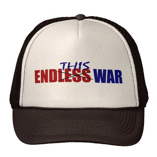 End This War Hat