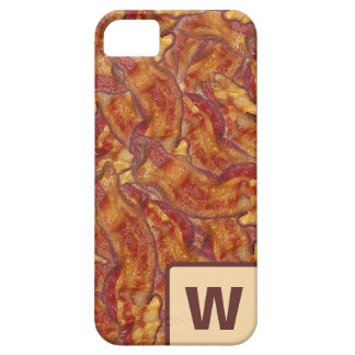 End-to-End Bacon (with letter) iPhone Case iPhone 5 Covers