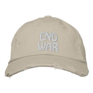 End War Embroidered Hat