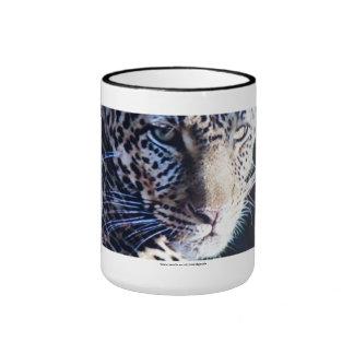 Endangered Amur Leopard mug