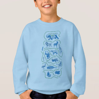 Endangered Animals Need Help! Sweatshirt