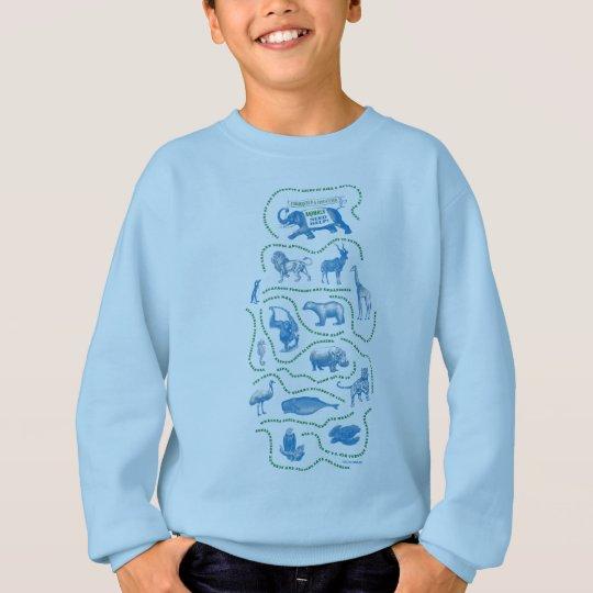 Endangered Animals Need Help! Sweatshirt