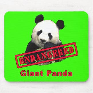 ENDANGERED Giant Panda Mouse Pad