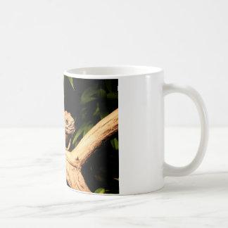 Endangered Jamaican Iguana Basic White Mug