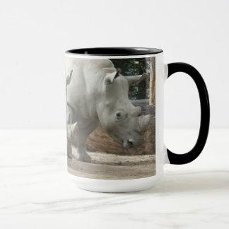 Endangered Northern White Rhinos Mug