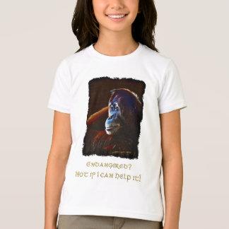 Endangered Orangutans Wildlife-supporter Shirt
