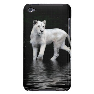 Endangered Rare White Lion Wild Animal Lion-lover Case-Mate iPod Touch Case