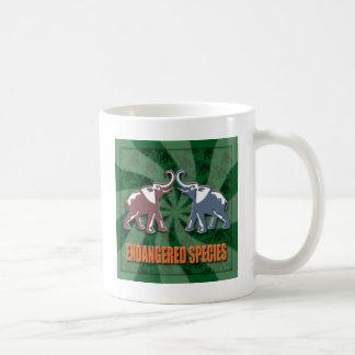 Endangered Species Coffee Mug