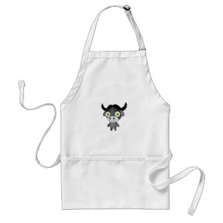 Endangered Water Buffalo - My Conservation Park Apron