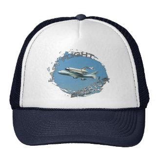 Endeavour/Los Angeles Hat!