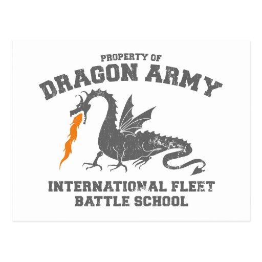 ender dragon army postcards