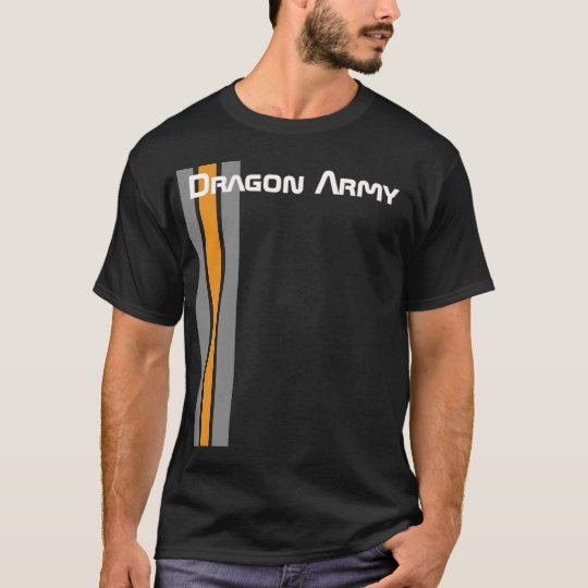 Ender's Game Dragon Army (black) T-Shirt