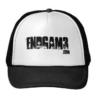 ENDGAM3, .COM TRUCKER HATS