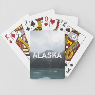 Endicott Arm Fjord Playing Cards